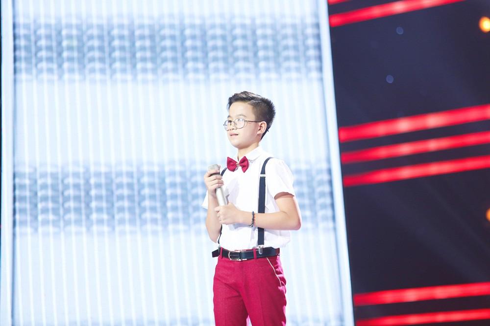 Giọng hát Việt nhí: Cậu bé 11 tuổi thần tượng cố nghệ sĩ Trần Lập khiến Bảo Anh thổn thức - Ảnh 9.