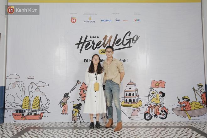 Jolie Nguyễn bất ngờ kín đáo, Hương Giang mặc váy bodycon sexy chết người trong đêm Gala Here We Go 2018 - Ảnh 6.