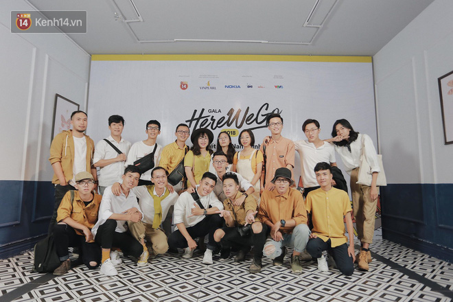 Jolie Nguyễn bất ngờ kín đáo, Hương Giang mặc váy bodycon sexy chết người trong đêm Gala Here We Go 2018 - Ảnh 10.
