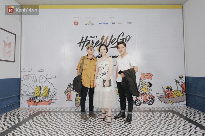 Jolie Nguyễn bất ngờ kín đáo, Hương Giang mặc váy bodycon sexy chết người trong đêm Gala Here We Go 2018 - Ảnh 8.