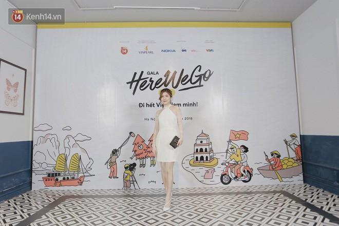 Jolie Nguyễn bất ngờ kín đáo, Hương Giang mặc váy bodycon sexy chết người trong đêm Gala Here We Go 2018 - Ảnh 9.