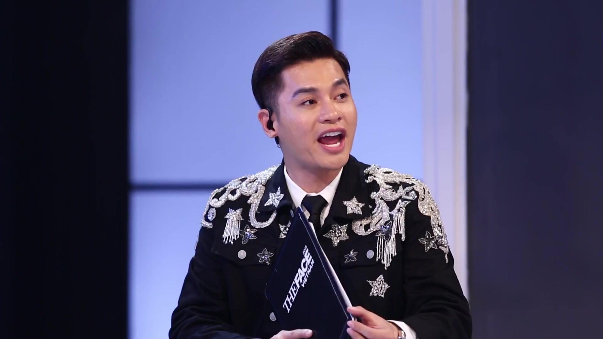 Clip: HLV Thanh Hằng bất bình khi học trò cũ bị host Nam Trung nhận xét bằng từ ngữ nặng nề - Ảnh 2.