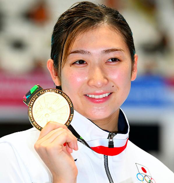 Hot girl bơi Nhật Bản giành giải VĐV hay nhất ASIAD 2018 nhờ kỷ lục vô tiền khoáng hậu - Ảnh 7.