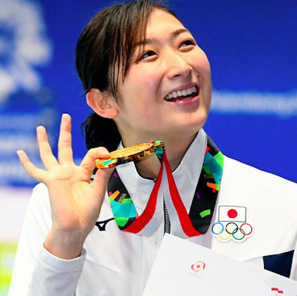 Hot girl bơi Nhật Bản giành giải VĐV hay nhất ASIAD 2018 nhờ kỷ lục vô tiền khoáng hậu - Ảnh 8.