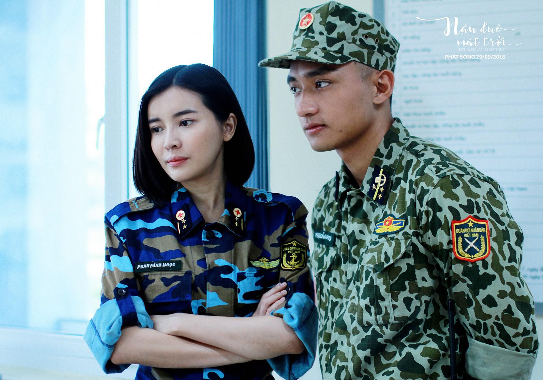 Phim Việt tháng 10: Hậu Duệ Mặt Trời gây xôn xao, Người Bất Tử