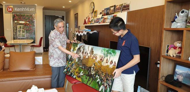 Gặp gỡ cậu bé 13 tuổi đạt TOEFL 109/120, thực hiện dự án Lịch sử tái hiện 10 trận đánh nổi tiếng thế giới - Ảnh 5.