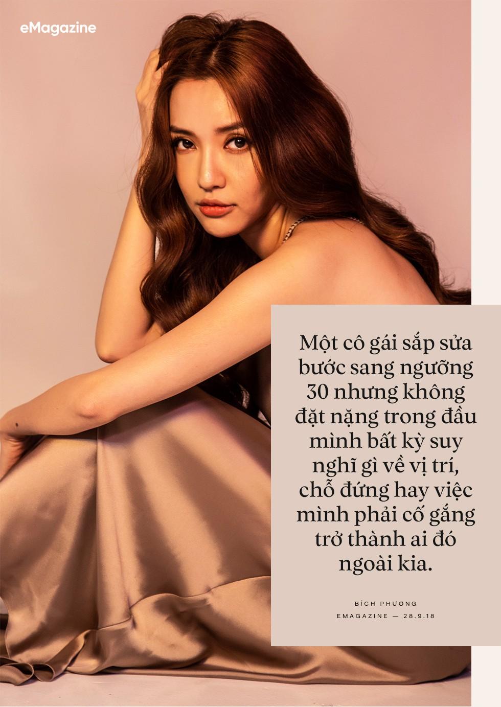 Bích Phương: Chuyện chưa kể về nữ ca sĩ 7 năm quen mình trong ballad, váy dài và những câu chuyện một mình… - Ảnh 4.