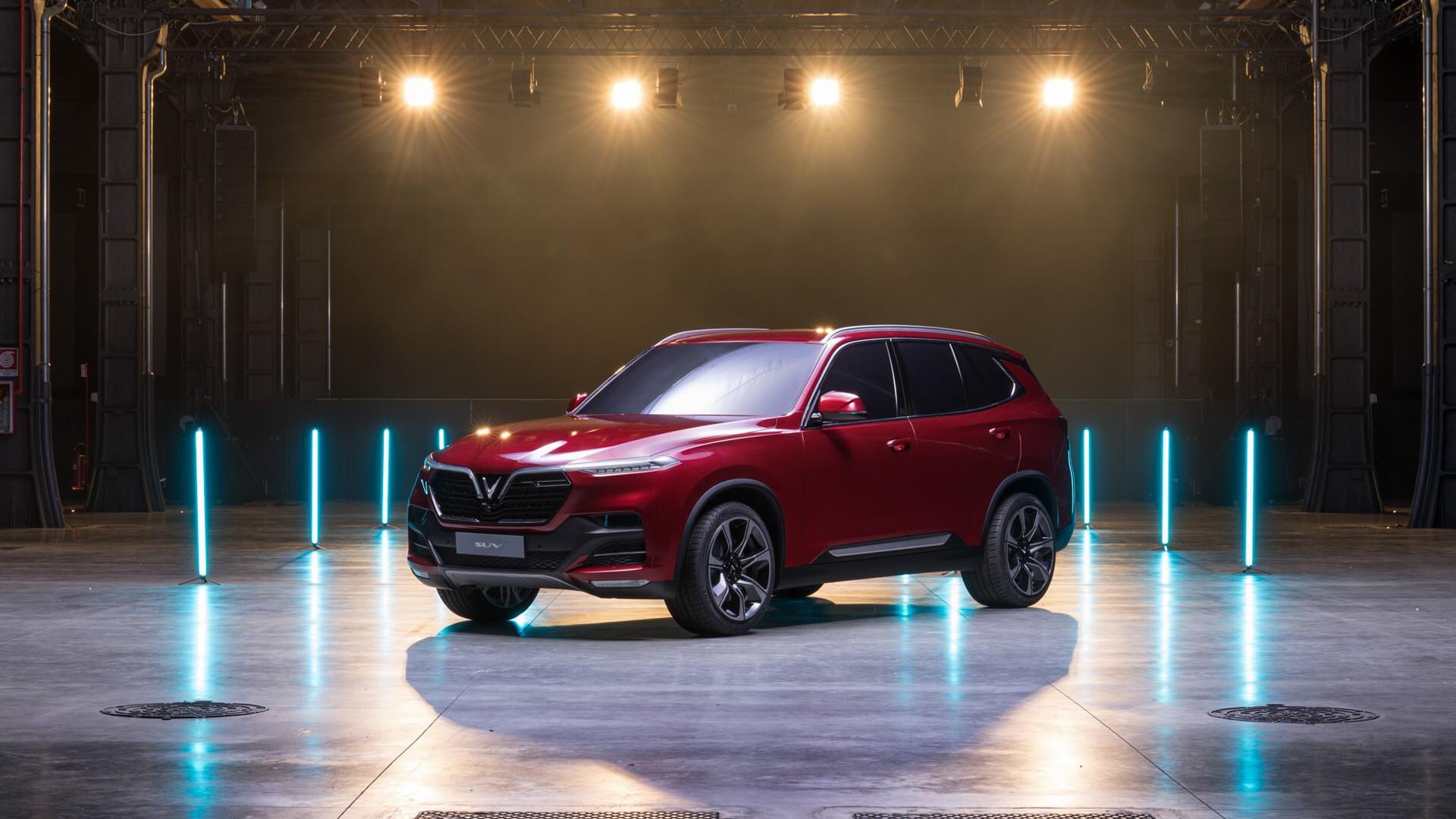VinFast chính thức công bố tên hai mẫu xe - LUX A2.0 và LUX SA2.0 - Ảnh 4.