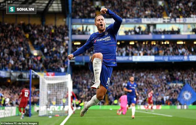 Tuyệt tác cầu vồng không thể tin nổi của người cũ khiến Chelsea tiếc ngẩn ngơ - Ảnh 1.