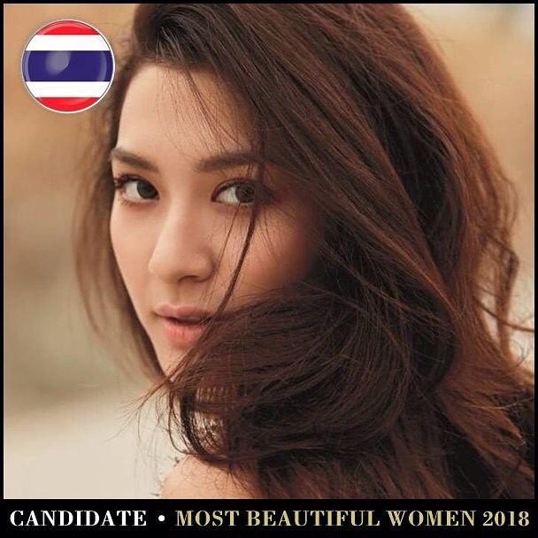 Top mỹ nhân Thái được đề cử Top 100 gương mặt đẹp nhất thế giới 2018: Thành viên Black Pink cũng có mặt - Ảnh 11.