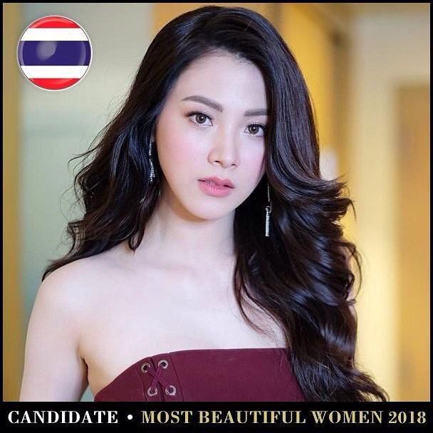 Top mỹ nhân Thái được đề cử Top 100 gương mặt đẹp nhất thế giới 2018: Thành viên Black Pink cũng có mặt - Ảnh 13.