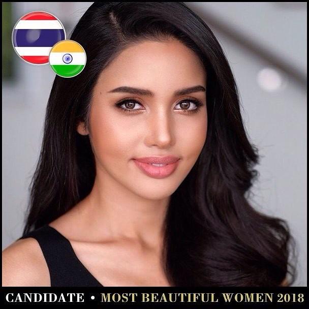 Top mỹ nhân Thái được đề cử Top 100 gương mặt đẹp nhất thế giới 2018: Thành viên Black Pink cũng có mặt - Ảnh 17.