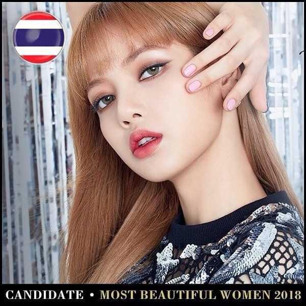 Top mỹ nhân Thái được đề cử Top 100 gương mặt đẹp nhất thế giới 2018