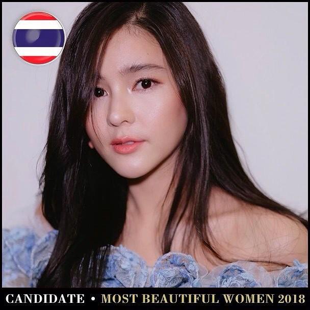 Top mỹ nhân Thái được đề cử Top 100 gương mặt đẹp nhất thế giới 2018: Thành viên Black Pink cũng có mặt - Ảnh 5.