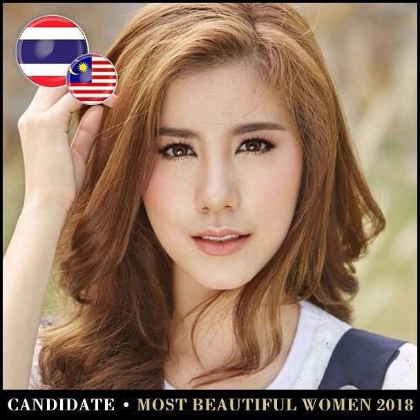 Top mỹ nhân Thái được đề cử Top 100 gương mặt đẹp nhất thế giới 2018: Thành viên Black Pink cũng có mặt - Ảnh 9.