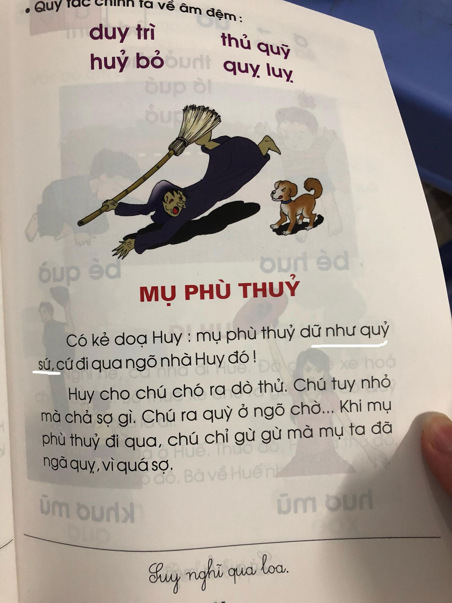Ngày khai giảng, phụ huynh lo ngại về nội dung sách Tiếng Việt lớp 1 - Ảnh 7.
