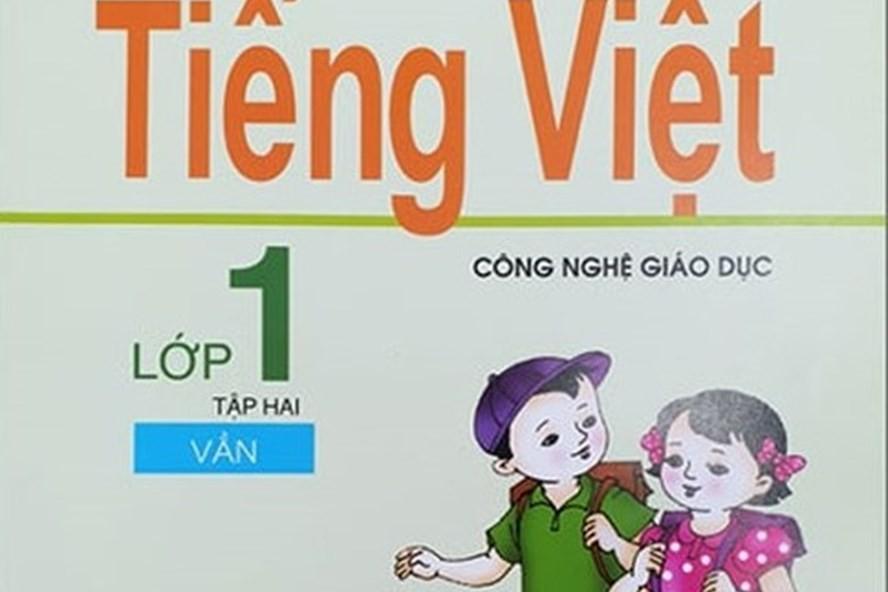 Ngày khai giảng, phụ huynh lo ngại về nội dung sách Tiếng Việt lớp 1 - Ảnh 1.
