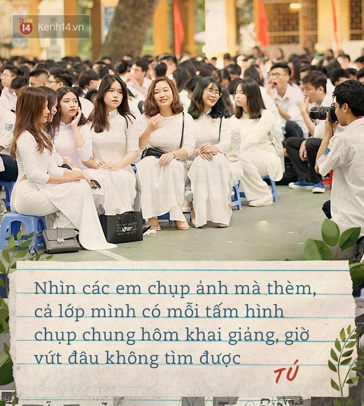 Xem lễ khai giảng của 10x, thế hệ 8x, 9x tiếc nuối muộn màng vì nhiều điều ngày ấy chẳng có cơ hội thực hiện - Ảnh 17.