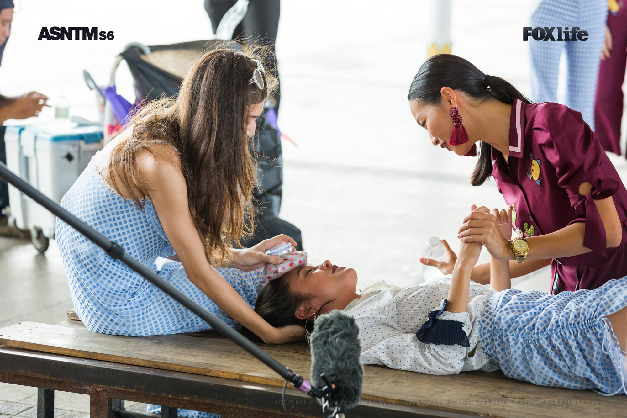 2 mùa Asias Next Top Model liên tiếp, đại diện Việt Nam đều xỉu và thăng hạng ở tập 3! - Ảnh 3.