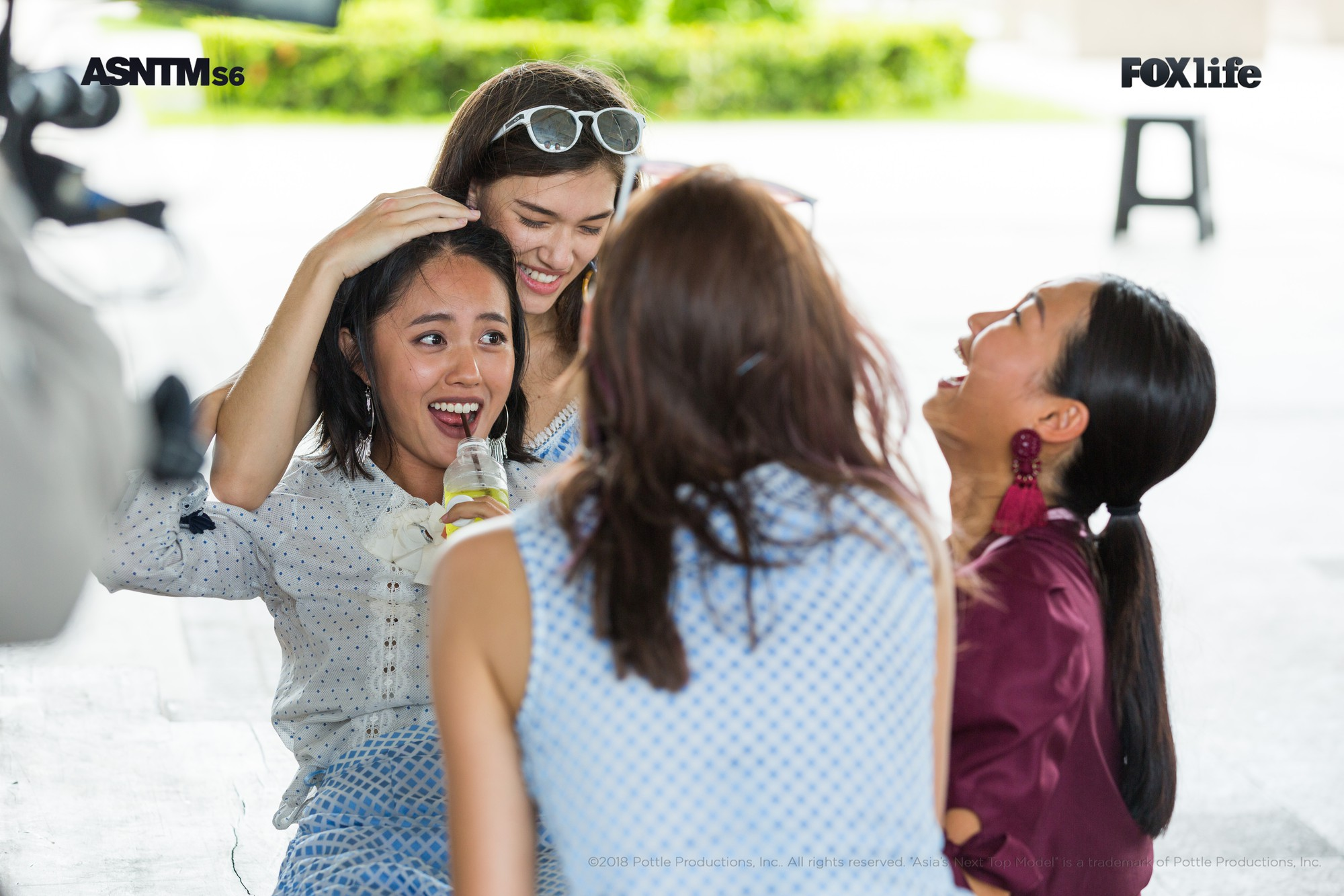 2 mùa Asias Next Top Model liên tiếp, đại diện Việt Nam đều xỉu và thăng hạng ở tập 3! - Ảnh 2.