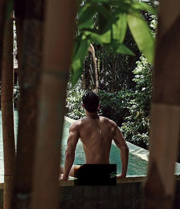 Tiếp bước Hồ Vĩnh Khoa, Quốc Thiên táo bạo đăng ảnh nude 100% gây tranh cãi - Ảnh 4.