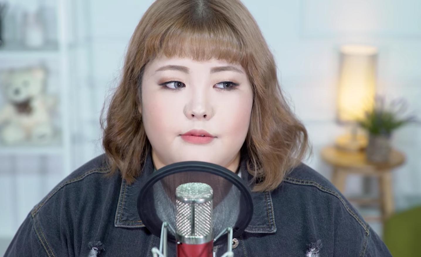 Thánh ăn nặng 130kg nổi tiếng Hàn Quốc tung clip cover với giọng hát đỉnh cao hút 1,4 triệu view - Ảnh 3.
