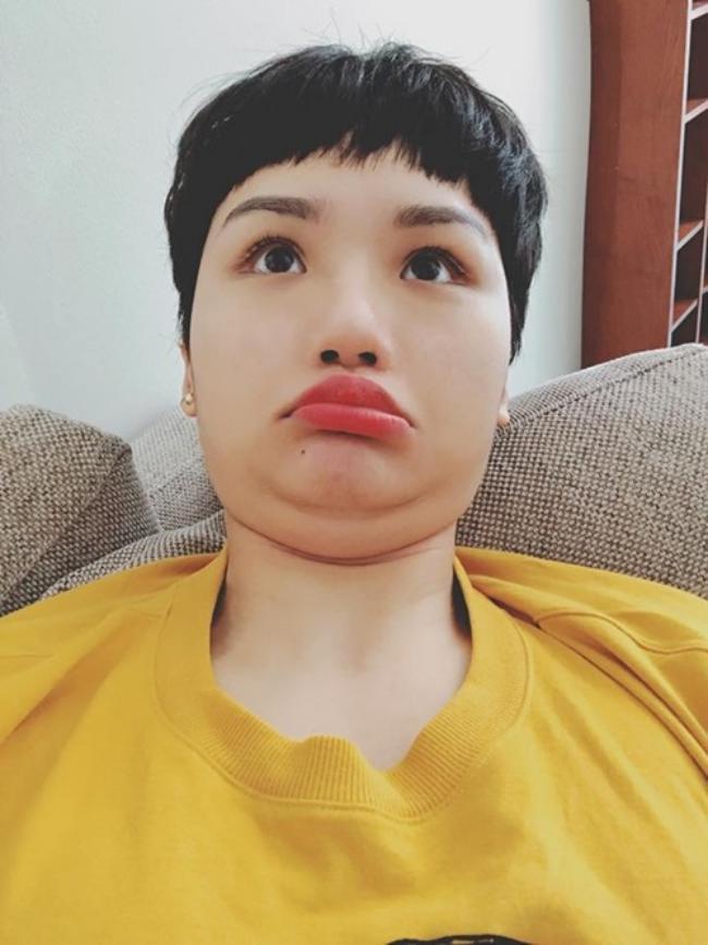 Ai đẹp cứ đẹp, nhưng các sao Việt này vẫn trung thành với sở thích lạ lùng khi tự đăng ảnh dìm hàng bản thân - Ảnh 20.