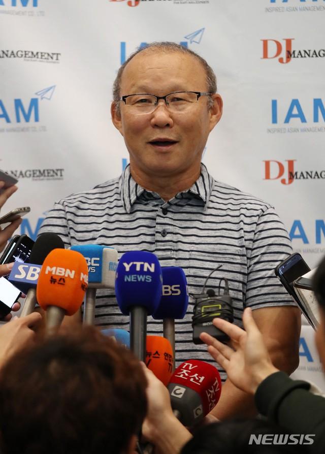 Vừa về Hàn Quốc, HLV Park Hang-seo phát biểu bất ngờ về hợp đồng dẫn dắt ĐT Việt Nam - Ảnh 4.