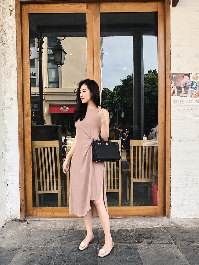 Sau khi kết hôn, Á hậu Tú Anh chỉ chọn đi giày bệt chắc hẳn không phải vì bầu bí mà vì lý do cực kỳ tinh tế này - Ảnh 6.