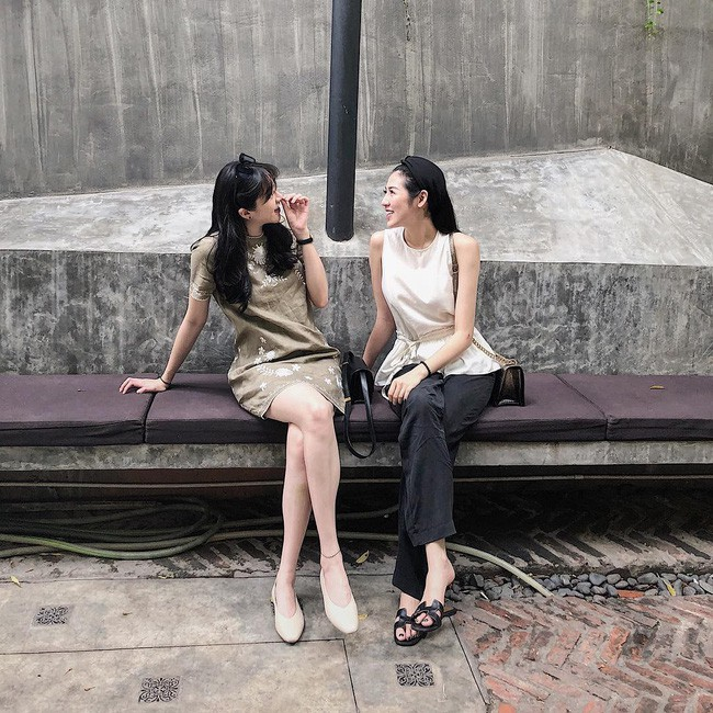 Sau khi kết hôn, Á hậu Tú Anh chỉ chọn đi giày bệt chắc hẳn không phải vì bầu bí mà vì lý do cực kỳ tinh tế này - Ảnh 10.