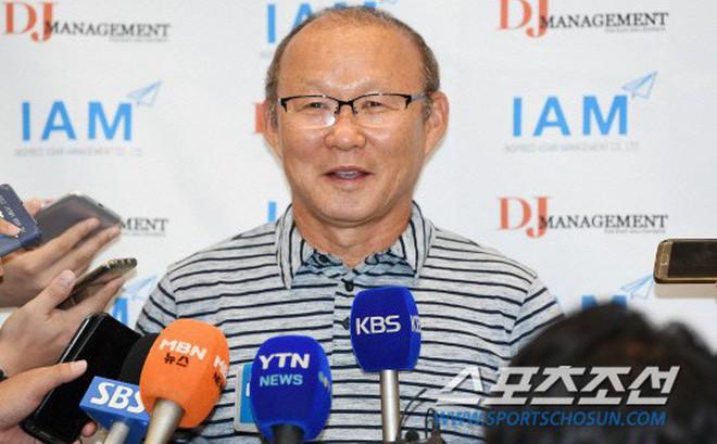 Vừa về Hàn Quốc, HLV Park Hang-seo phát biểu bất ngờ về hợp đồng dẫn dắt ĐT Việt Nam - Ảnh 1.