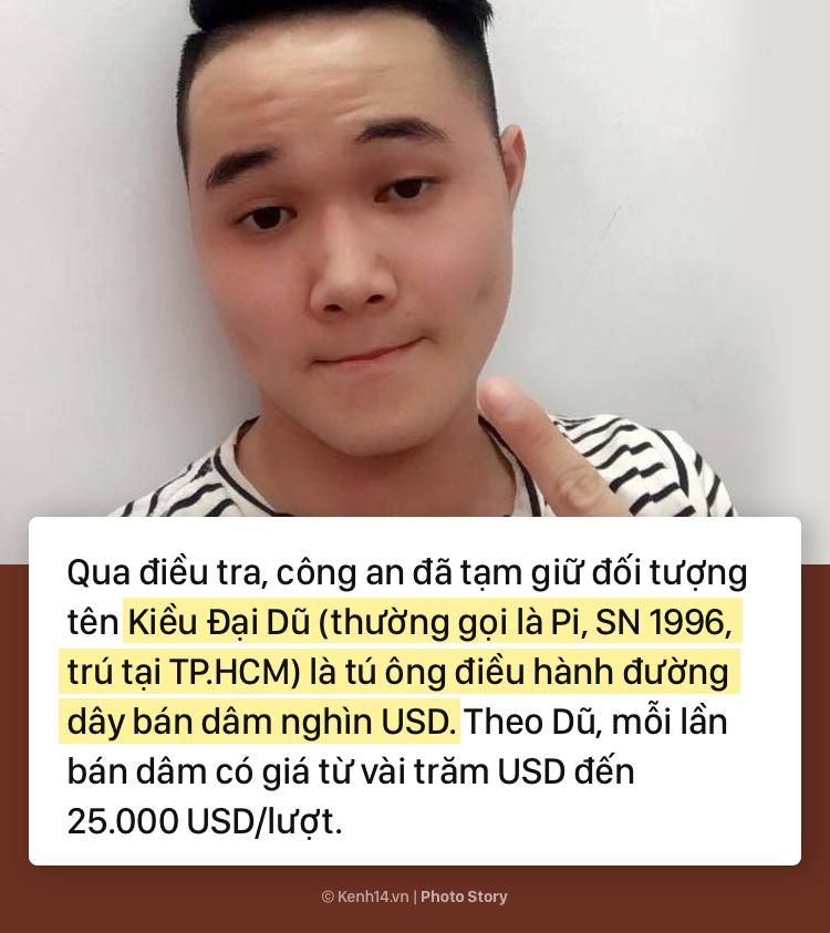 Toàn cảnh về đường dây bán dâm lớn nhất Việt Nam, tập hợp toàn Á hậu, MC, người mẫu - Ảnh 5.