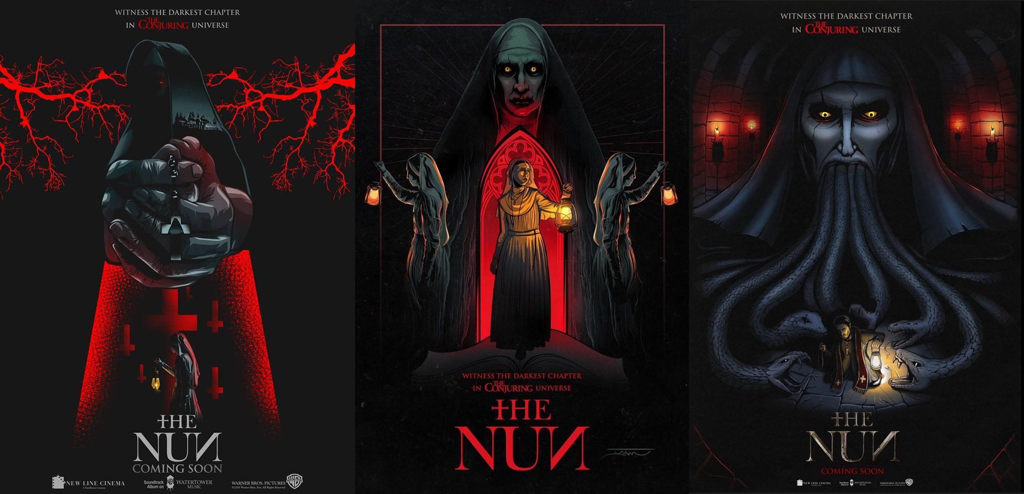 Valak: Cẩm nang cần biết trước khi xem Ác Quỷ Ma Sơ (The Nun
