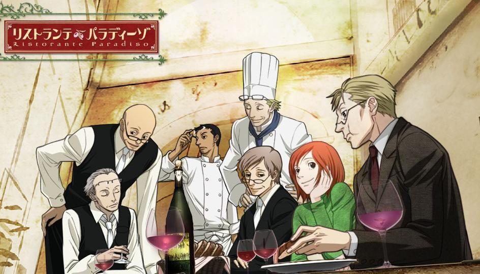 5 anime ẩm thực khiến bạn không thể cầm lòng trước sức quyến rũ của món ngon - Ảnh 12.