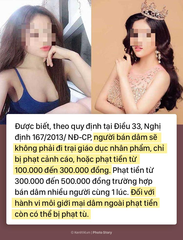 Toàn cảnh về đường dây bán dâm lớn nhất Việt Nam, tập hợp toàn Á hậu, MC, người mẫu - Ảnh 15.