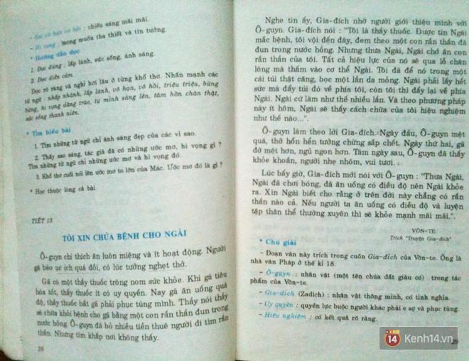 Những bài Tập Đọc thời Tiểu học của thế hệ 8x, 9x: Cả tuổi thơ ùa về trong từng trang sách - Ảnh 9.
