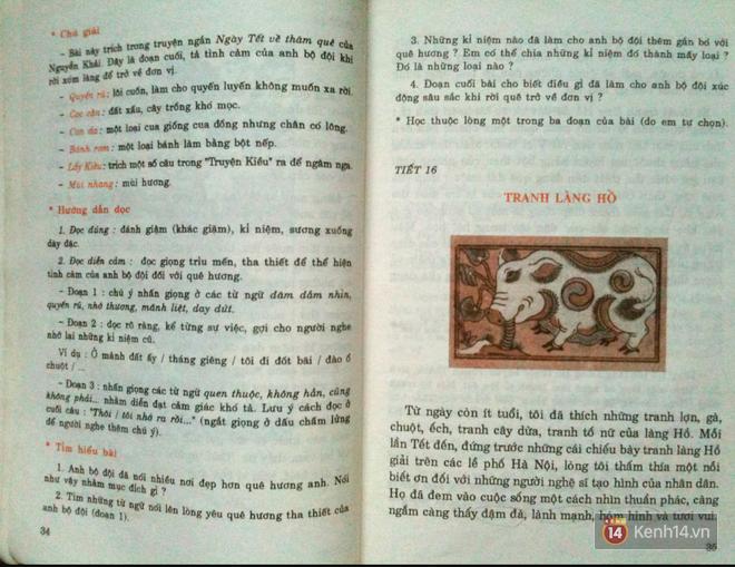 Những bài Tập Đọc thời Tiểu học của thế hệ 8x, 9x: Cả tuổi thơ ùa về trong từng trang sách - Ảnh 11.