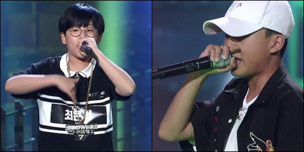 Cậu bé Hàn Quốc 15 tuổi gây ấn tượng với tài bắn rap cực đỉnh trên sóng truyền hình - Ảnh 1.