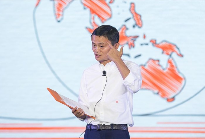 Jack Ma Tuyen Bố Rời Alibaba ở Tuổi 53