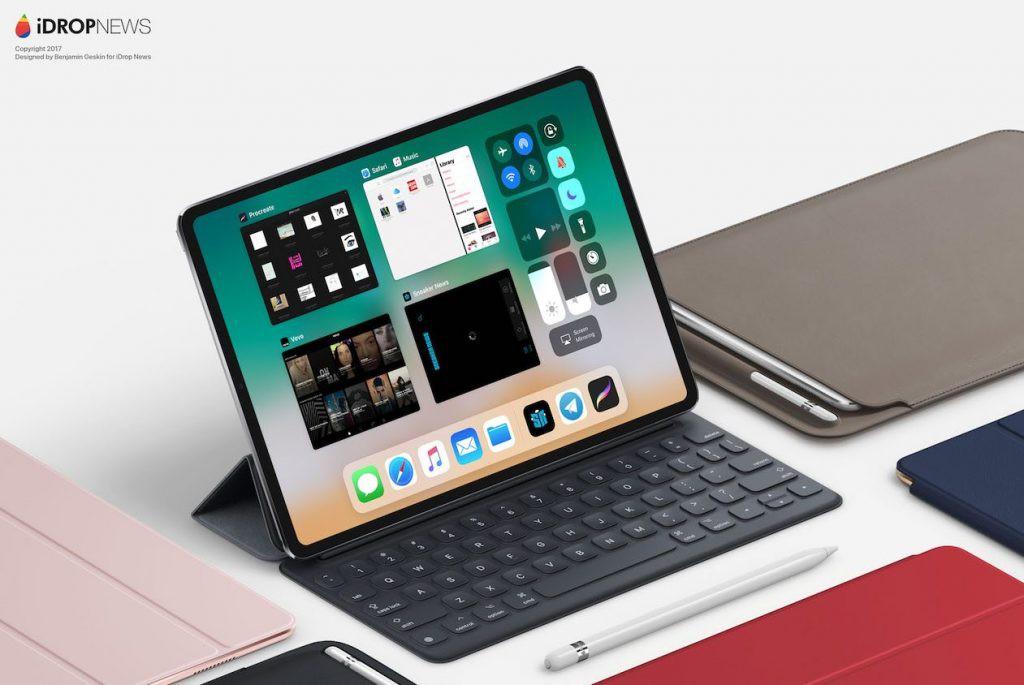 3 tin tức mới nhất về iPad Pro 2018 - chiếc tablet đẳng cấp của Apple sắp ra mắt cùng iPhone XS - Ảnh 3.