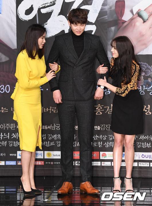 Không chỉ mỹ nhân, cả bạn diễn nam cũng không dám đứng gần 3 sao nam xứ Hàn cao mét 9 này! - Ảnh 15.