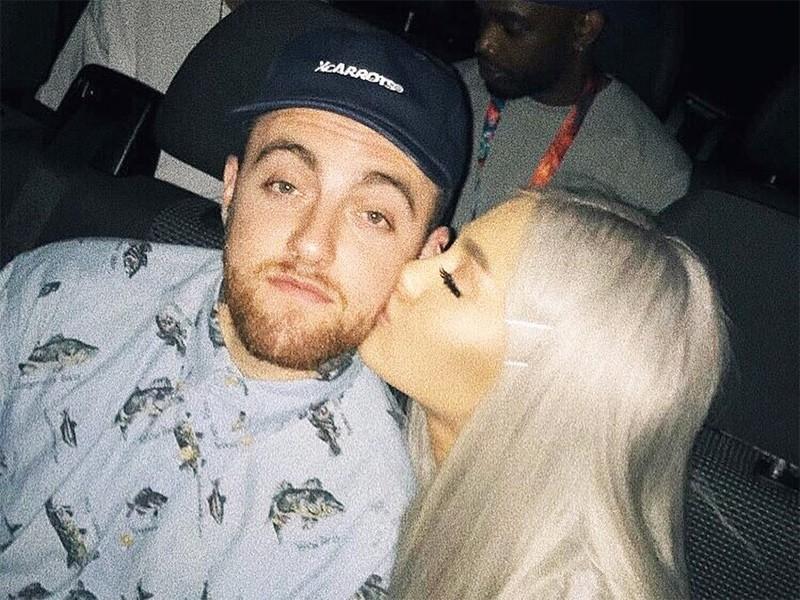 Lần đầu chia sẻ về cái chết của bạn trai cũ Mac Miller, Ariana Grande đã nói gì? - Ảnh 2.