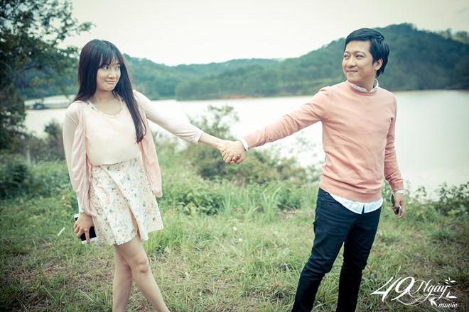 Showbiz Việt cũng đã có không ít những cặp đôi nên duyên từ phim giả tình thật - Ảnh 10.