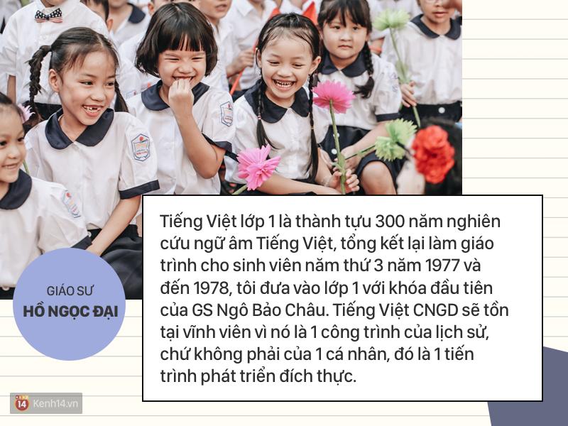 Clip những phát ngôn ấn tượng của GS Hồ Ngọc Đại: Làm giáo dục thì xin khẳng định không ai giỏi hơn tôi! - Ảnh 4.