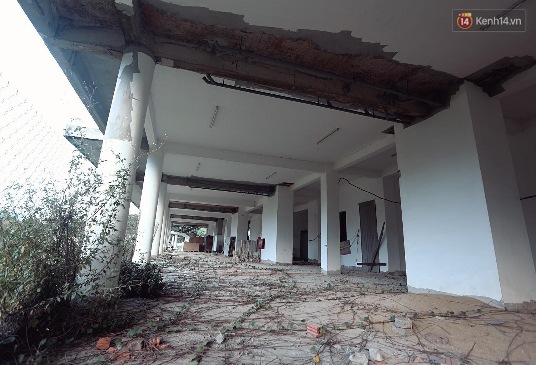 Bên trong ký túc xá từng được huy động vốn 700 tỷ đồng nhưng bỏ hoang ở Đà Nẵng suốt nhiều năm - Ảnh 10.