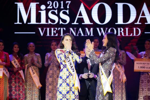 Thi Siêu mẫu Việt Nam nhưng người chiến thắng cuối cùng lại là một... Hoa hậu! - Ảnh 3.