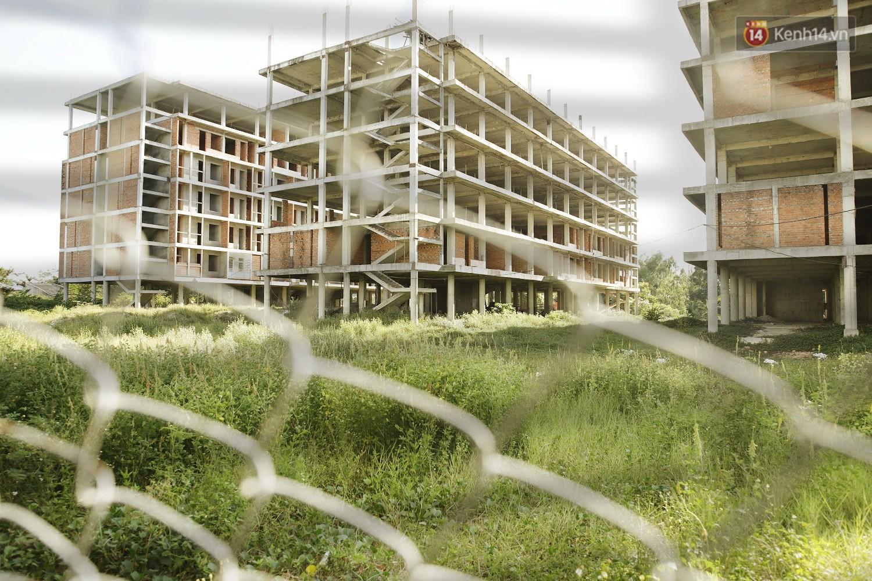 Bên trong ký túc xá từng được huy động vốn 700 tỷ đồng nhưng bỏ hoang ở Đà Nẵng suốt nhiều năm - Ảnh 3.
