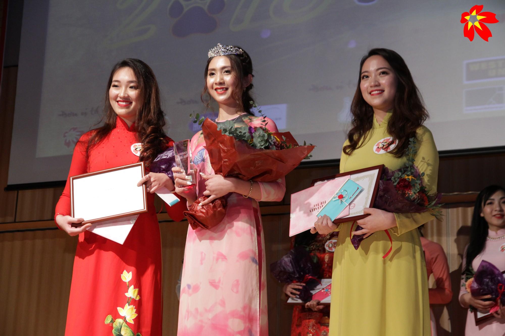 Đã tìm ra nữ du học sinh Việt xinh đẹp nhất Nhật Bản 2017 - Ảnh 3.