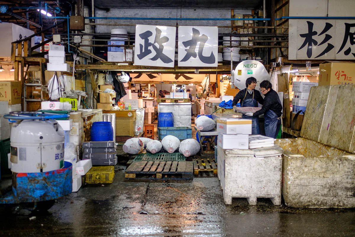 Trong chợ cá lớn nhất thế giới tại Nhật Bản: Mỗi con cá ngừ được bán với giá bằng vài ngôi nhà Nhật Bản - Ảnh 1.