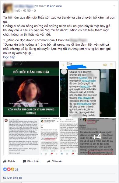Cộng đồng mạng nêu những điểm khó hiểu trong clip kể câu chuyện bố xâm hại con gái đang gây chấn động - Ảnh 2.